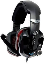 Игровая гарнитура Genius HS-G700V, драйверы 40м, 20-20000Гц, 32 Ом, 95 дБ, USB, 405г., Черный