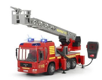 купить Пожарная машина с рацией  Dickie 3716003 в Кишинёве