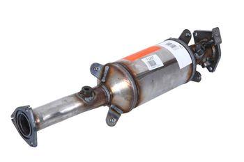 Сажевый / частичный фильтр, система выхлопа ОГ