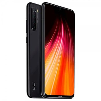 купить Xiaomi Redmi Note 8 4+128Gb Duos,Black в Кишинёве