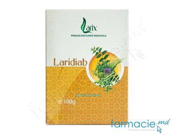 купить Ceai Larix Laridiab-antidiabetic 100g в Кишинёве