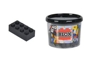 купить Конструктор Simba Blox Constr. 40 el  черный 4118895 в Кишинёве