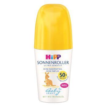 cumpără Hipp 9647 Babysanft Sun roller 50ml SPF 50+ în Chișinău