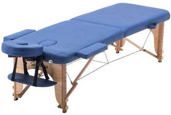 Массажный стол деревянный (макс. 200 кг) Spartan 4501 (3613)