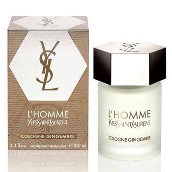 YVES SAINT LAURENT L'HOMME COLOGNE GINGEMBRE EDT 100 ml