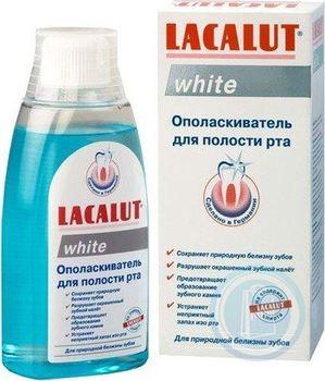 cumpără Lacalut Apă de gură White, 300 ml în Chișinău