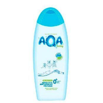 Крем-гель для купания малыша Aqa Baby 500 мл