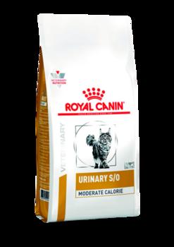 cumpără Royal Canin URINARY S/O MODERATE CALORIE 1.5 kg în Chișinău