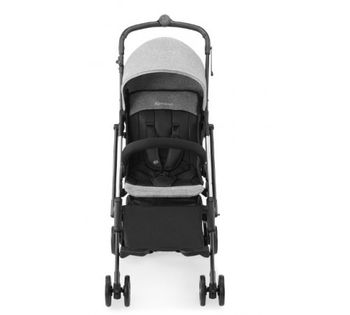 купить Прогулочная коляска Kinderkraft Mini Dot Grey в Кишинёве