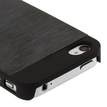 """Чехол """"MOTOMO"""" черный для iPhone 4 / 4S"""