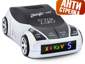 Антирадар STINGER CAR Z5