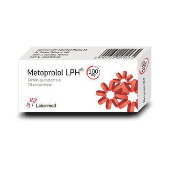 cumpără Metoprolol 100mg comp. N10x3 (Labormed) în Chișinău