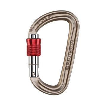 купить Карабин дюралевый резьбовой key-lock Ocun Falcon Screw 25 kN, 02448 в Кишинёве