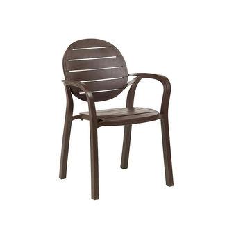 Кресло Nardi PALMA CAFFE-CAFFE 40237.05.005 (Кресло для сада и террасы)