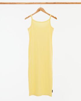 купить Платье HOL21-SUDD601 WOMEN-S DRESS LIGHT LEMON в Кишинёве