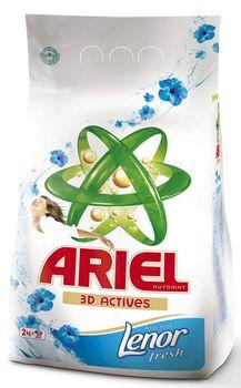 купить Ariel Automat стиральный порошок Touch of fresh, 2kg в Кишинёве