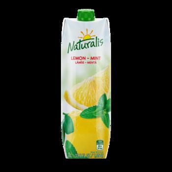 Naturalis лимон-мята 1 Л