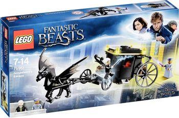 "LEGO Harry Potter TM ""Побег Грин-де-Вальда"", арт. 75951"