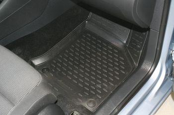 Volkswagen Golf VI 04/2009->, 4 шт. Коврики в салон