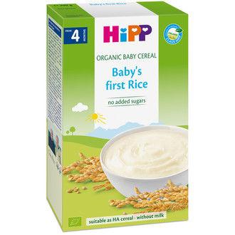 купить Hipp каша рисовая органическая безмолочная, 4+мес. 200г в Кишинёве