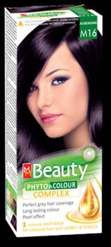 Краска для волос,SOLVEX MM Beauty, 125 мл., M16 - Баклажан