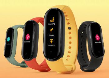 купить Xiaomi Mi Band 5 в Кишинёве