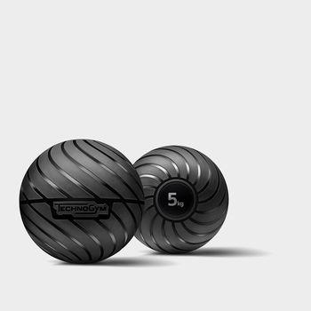 Медицинский мяч 5 кг Technogym  Slam Ball (4819)