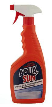 """купить Средство для мытья акриловых ванн и душевых кабин """"AQUASUN"""" в Кишинёве"""