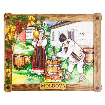 купить Картина - Молдова этно 23 в Кишинёве