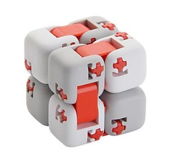 "XIAOMI ""MITU Mi Fidget Building Blocks"" Antistress Toy, Size: 103 x 71 x 26mm, Unlimited Flip, Enjoy Your Time"