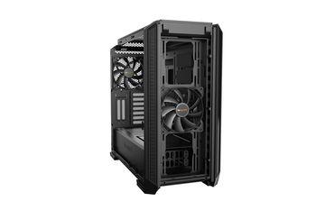 Case ATX be quiet! Silent Base 601, w/o PSU, 2x140mm, 1xUSB 2.0, 2xUSB 3.2, Window, Black