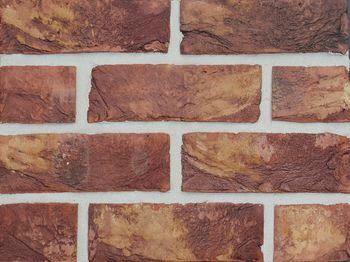 25x12x6,5 см Кирпич Осенний Лист