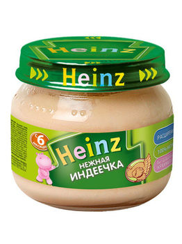 cumpără Heinz Piure din carne de curcan de la 6luni 80g în Chișinău