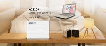 купить A830r TOTLINK Wireless Dual Band 2.4/5GHz в Кишинёве