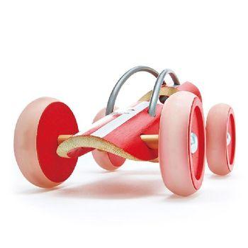купить Hape Hабор Машинка из бамбука E-Racer Monza в Кишинёве