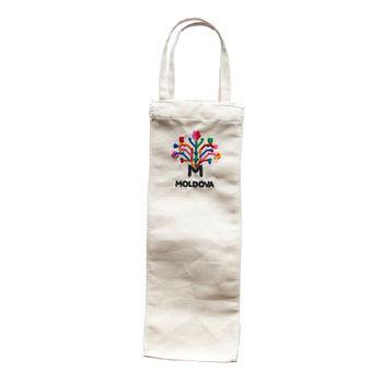 купить Эко сумка для вина, с вышивкой в Кишинёве