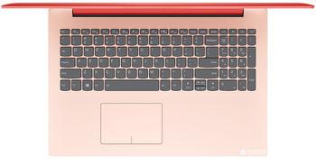 "купить Lenovo IdeaPad 320-15IAP Coral Red 15.6"" HD (Intel® Celeron® Dual Core N3350 up to 2.40GHz (Apollo Lake), 4GB DDR3 RAM, 500GB HDD, Intel® HD Graphics 500, w/o DVD, CardReader, WiFi-N/BT4.1, 0.3M WebCam, 2cell, RUS, DOS, 2.2kg) в Кишинёве"