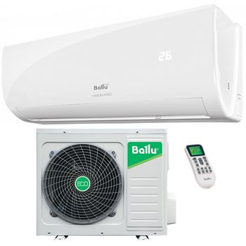 Aparat de aer conditionat tip split pe perete On/Off Ballu BSVP/in-07HN1 7000 BTU