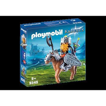 Dwarf Fighter with Pony, PM9345