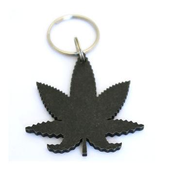 cumpără Breloc Munkees Bottle Opener - Cannabis Leaf, 3540 în Chișinău