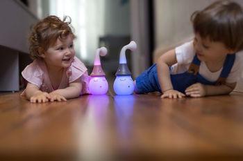 купить Ночной светильник Babymoov Tweetsy Light Girl в Кишинёве