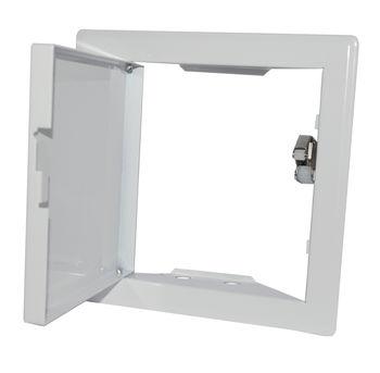 """купить Дверца ревизионная 150 х 150мм - МЕТАЛЛ """"CLICK"""" RLMP1515 Europlast в Кишинёве"""