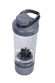 купить Бутылка для воды Contigo Shake Go Fit Black 650 ml в Кишинёве
