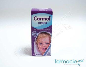 купить Carmol Junior lotiune pentru corp (antiraceala) 100 ml в Кишинёве