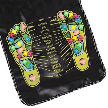 Коврик массажный для ног 138х84 см inSPORTline Marmora 21987 (4289)