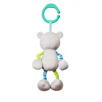 купить Игрушка с вибрацией для коляски Babyono Bear в Кишинёве