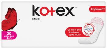 купить Ежедневные прокладки Kotex SuperSlim, 20 шт. в Кишинёве