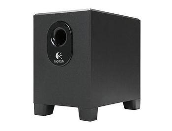 Колонки Logitech Z313 Black Compact 2.1 Speaker System ( RMS 25W, 15W subwoofer, 2x5W satel. ), 40Hz - 20kHz, 980-000413 (boxe sistem acustic/колонки акустическая сиситема)