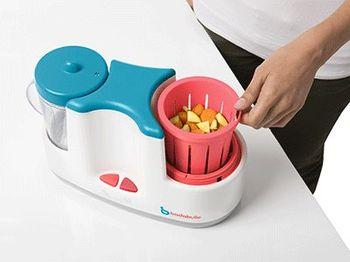 купить Badabulle кухонный комбайн многофункциональный Baby Station 4 в 1 в Кишинёве