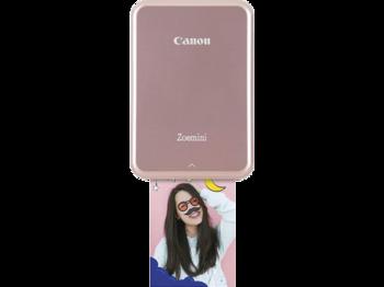 купить Mini Photo Printer Canon Zoemini PV123 в Кишинёве